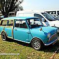 Austin mini van (30 ème Bourse d'échanges de Lipsheim) 01