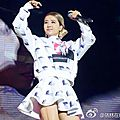 Jolin at mao'er shan stars concert in nanning + new yishion video share in spring!