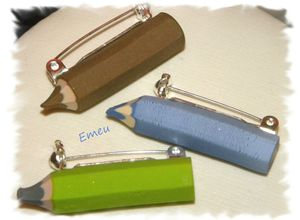 crayons-broches