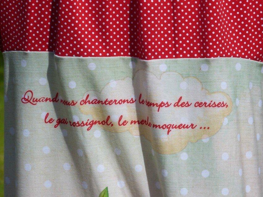2015 adulte, NOEMI, Le temps des cerises, robe + gilet + pantalon (3)