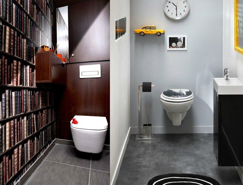 agréable-déco-toilettes-design
