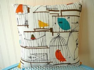 birdcagepillow