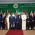 Mauritanie, un sommet de la ligue arabe en demi teinte