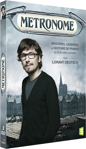dvd métronome