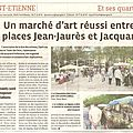 Article conclusion Tendances / Marché des créateurs 2013
