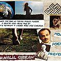 Brigitte Khalil Gibran Verso