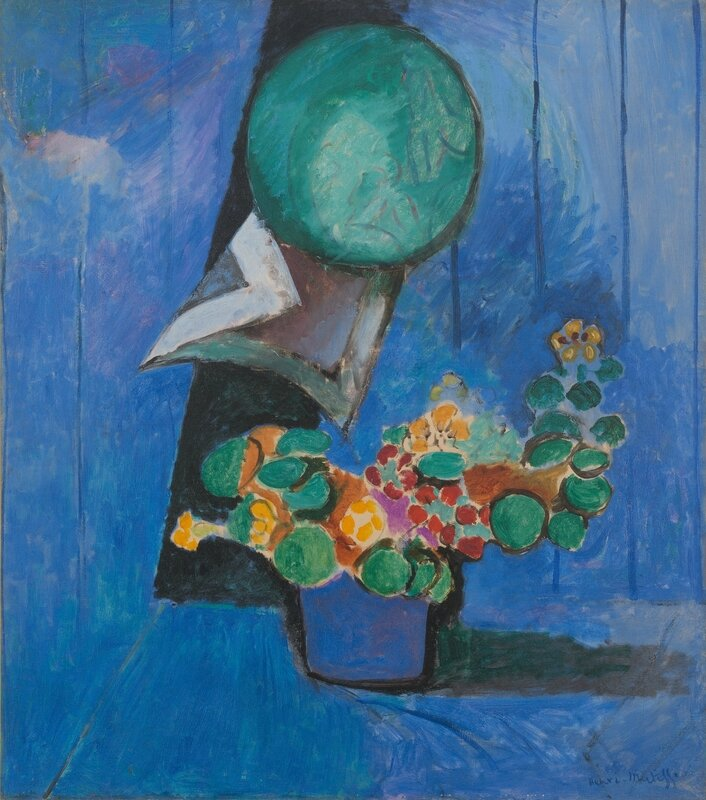 st_presse_mb_flowers_and_ceramic_plate_1913