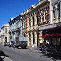Une rue à Fremantle
