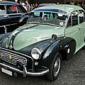 Morris minor 1000 saloon 1956-1971