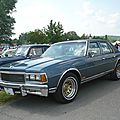 CHEVROLET Caprice Classic 4door Sedan Madine (1)