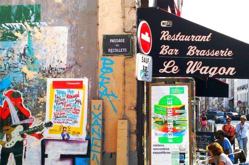 Passage recollets (Paris 10e)