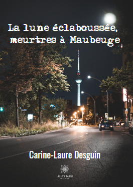 LA LUNE ECLABOUSSEE, MEURTRES A MAUBEUGE, (Ed. Lys Bleu), note de lecture d'Eric Allard