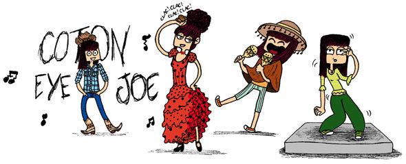 persos_cow_girl_flamenco_mexico_dance
