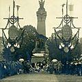 Caen, Festivités du Retour des Poilus le 13 septembre 1919