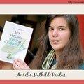Aurélie paulus, écrivaine en herbe