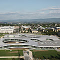 Rolex learning center - lausanne - suisse