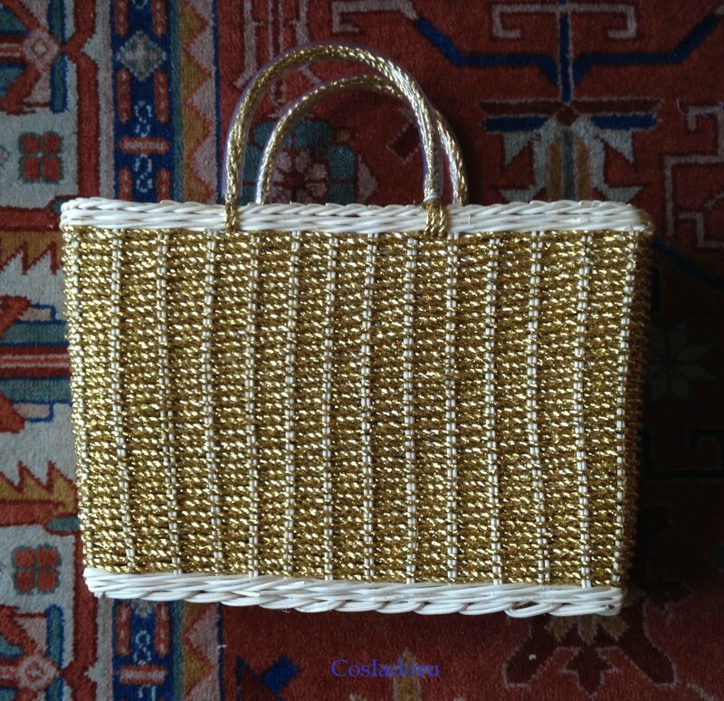 sac noces d'or