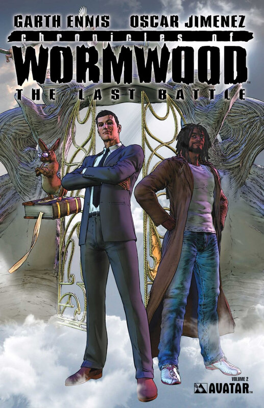 avatar chronicles of wormwood 02 the last battle TPB