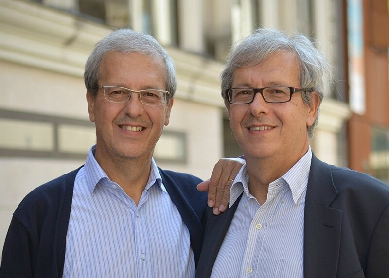 Paul et Gaëtan Brizzi