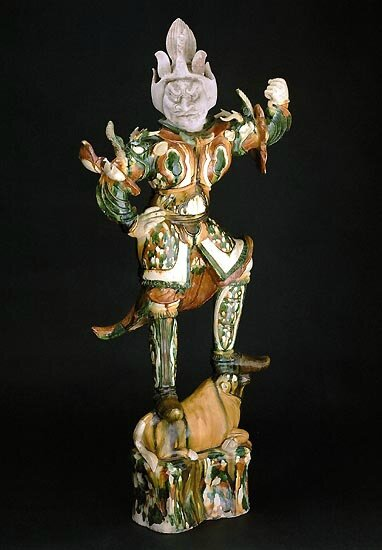 Heavenly King, Tang dynasty, 618 - 906 CE