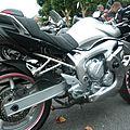 Seb alias Petitpied - Yamaha 600 Fazer GT