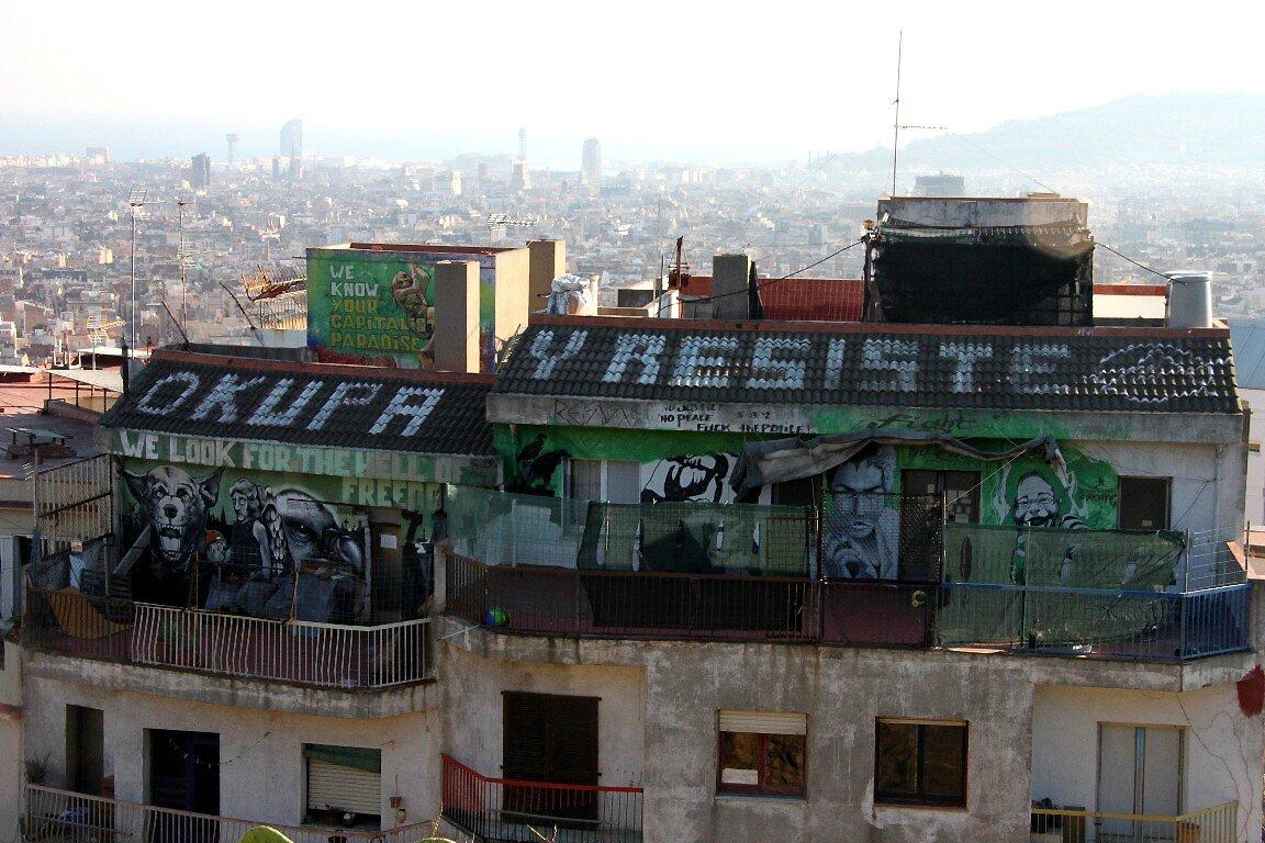 Barcelone, art urbain_5552