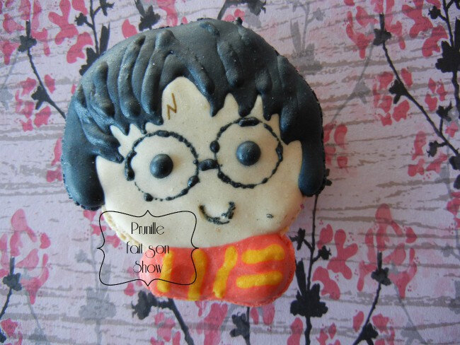 harry potter macaron prunillefee