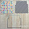 Tutoriel : créez des enveloppes grâce aux framelits doublures d'enveloppes