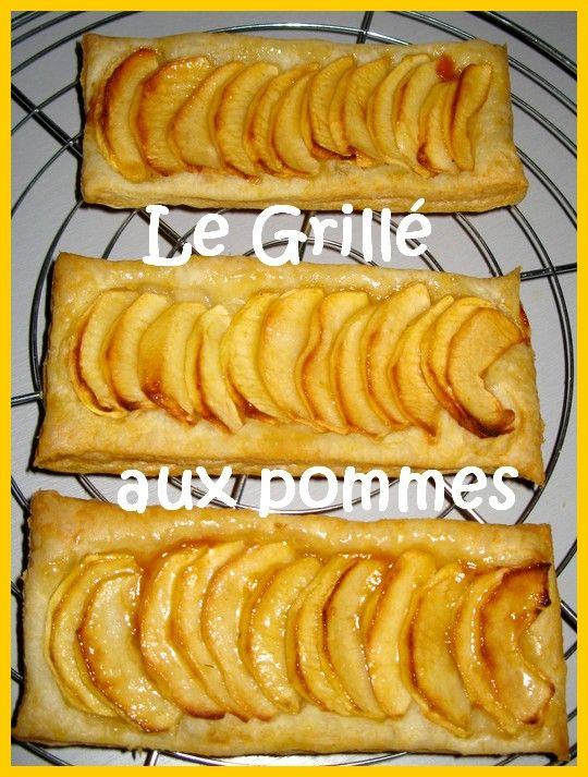 le grill aux pommes a la table de b rang re. Black Bedroom Furniture Sets. Home Design Ideas