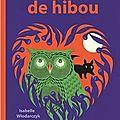 Cœur de hibou, wlodarczyk et a-l boutin, éd. rue du monde