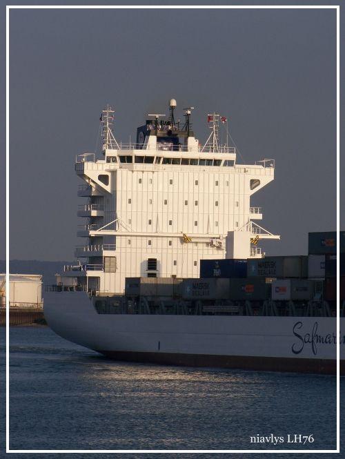 Safmarine Nile 4
