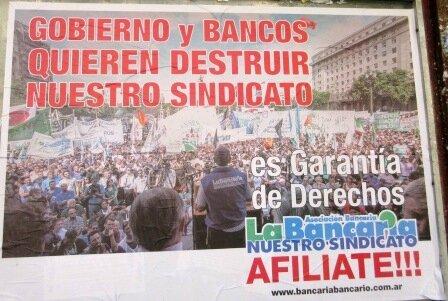 syndicat des banques
