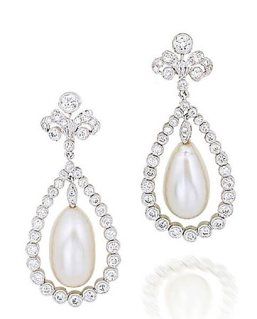 An_important_pair_of_natural_pearl_and_diamond_earrings