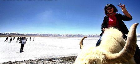 le_lac_Namco_au_Tibet_2