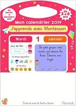 J'apprends avec Montessori couv