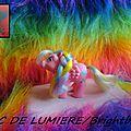 (082) G1 Les Arc-En-Ciel / Baby Rainbow Ponies