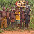 Le village de Yobohoué