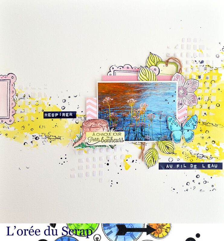 blogorel passion scrapbooking eau loreeduscrap