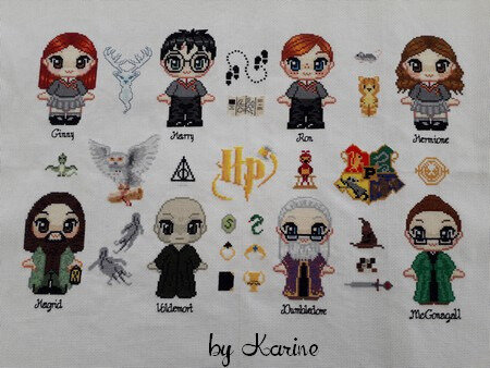HP by Karine