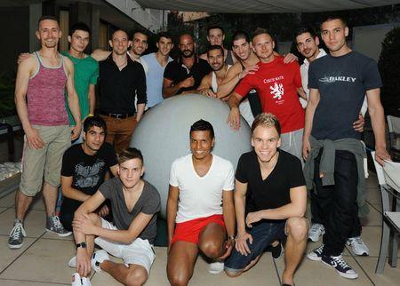 Mr Gay Europe 2012