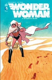 Urban DC Wonder Woman par Brian Azzarello