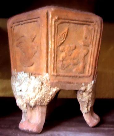 Pot, terre cuite, four de Quang Duc