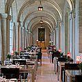 Le cloître saint louis à avignon (vaucluse)