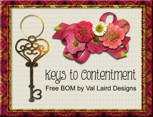 keys to contentment logo blog