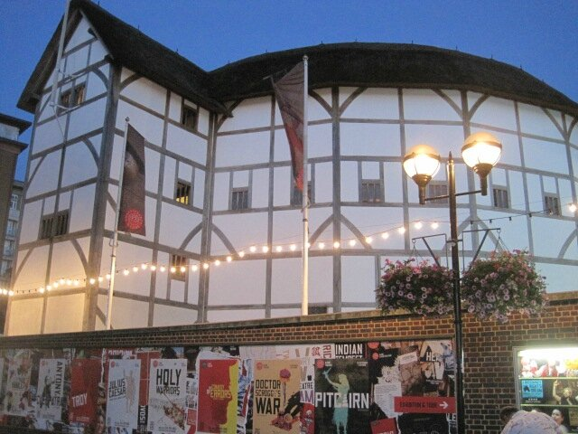 Shakespeare's Globe ©Kid Friendly