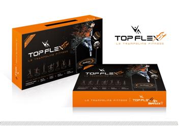 top flex trampoline fitness