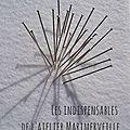 Epingles indispensables - Atelier Marimerveille