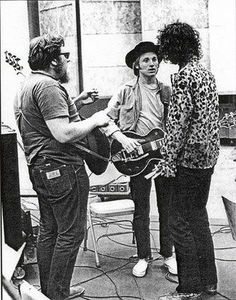Harvey Brooks, Al Kooper And Stephen Stills