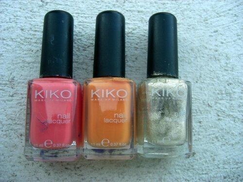 swatch tous les vernis kiko princesse affreuse vernis texture vernis paillettes (23)