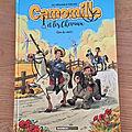 Nous avons découvert le tome 7 de camomille et les chevaux que du vent de lili mésange et stefano turconi (editions bamboo)